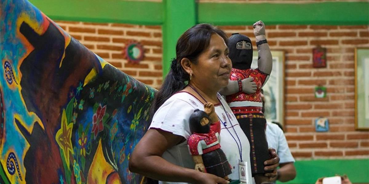 Concejo indígena de Gobierno: Lucha por la vida