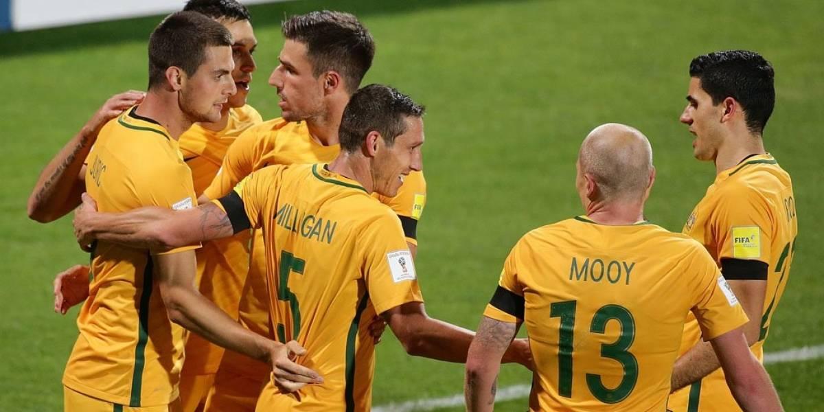 Australia entregó la nómina definitiva para la Copa Confederaciones en Rusia