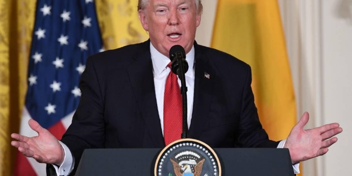 Donald Trump anuncia sus salida del Acuerdo de París
