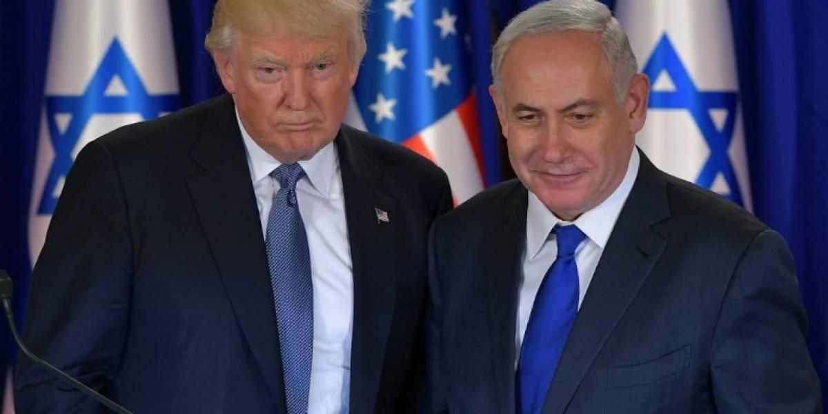 Trump no trasladará por ahora la embajada de Estados Unidos a Jerusalén