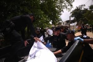 Ataque armado en Santa Catarina Pinula