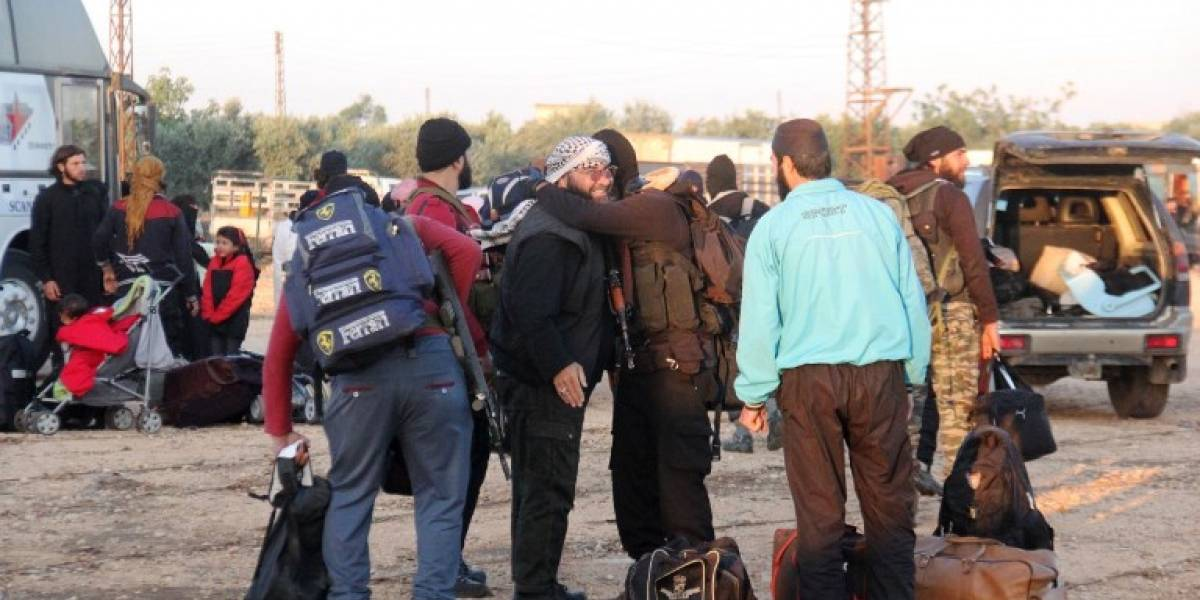 Familia siria refugiada en Argentina prefirió regresar a Alepo porque era muy difícil vivir en el país transandino