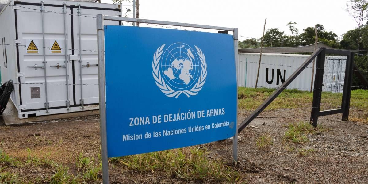 Terminó el desarme de las FARC en Colombia