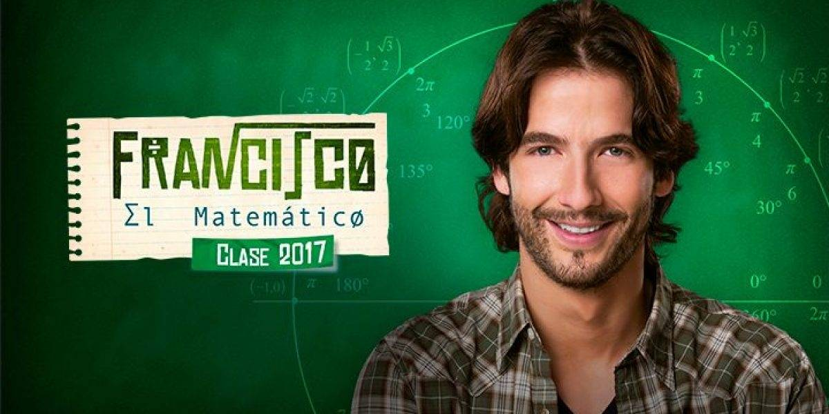 El final de la Clase 2017 de 'Francisco el Matemático' se 'rajó' en rating
