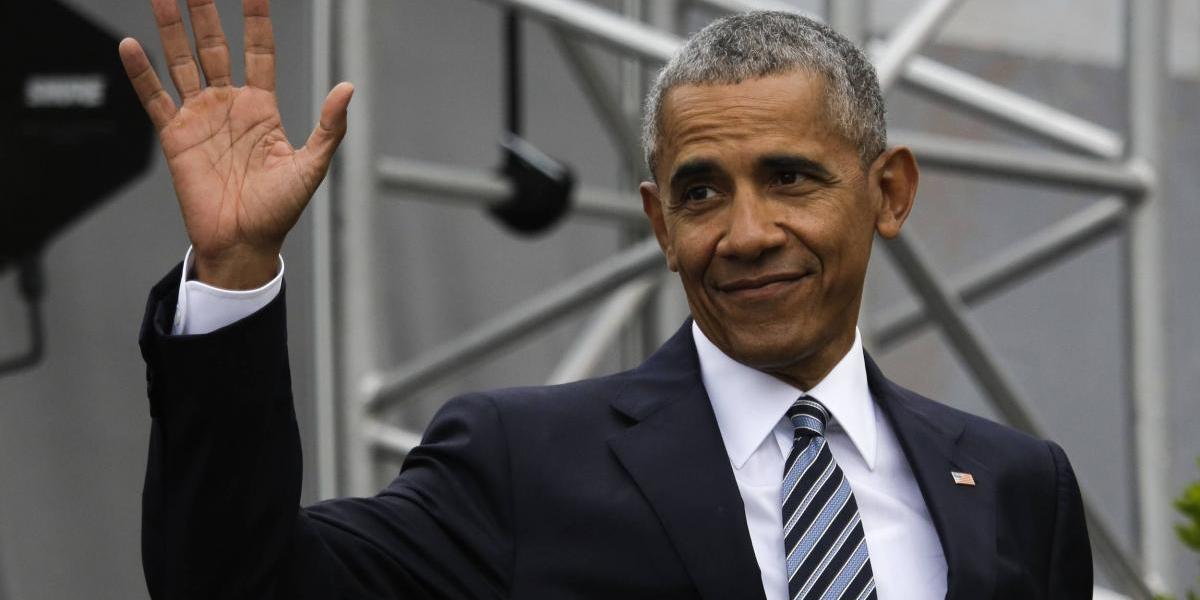 Barack Obama es el hombre más admirado en Estados Unidos