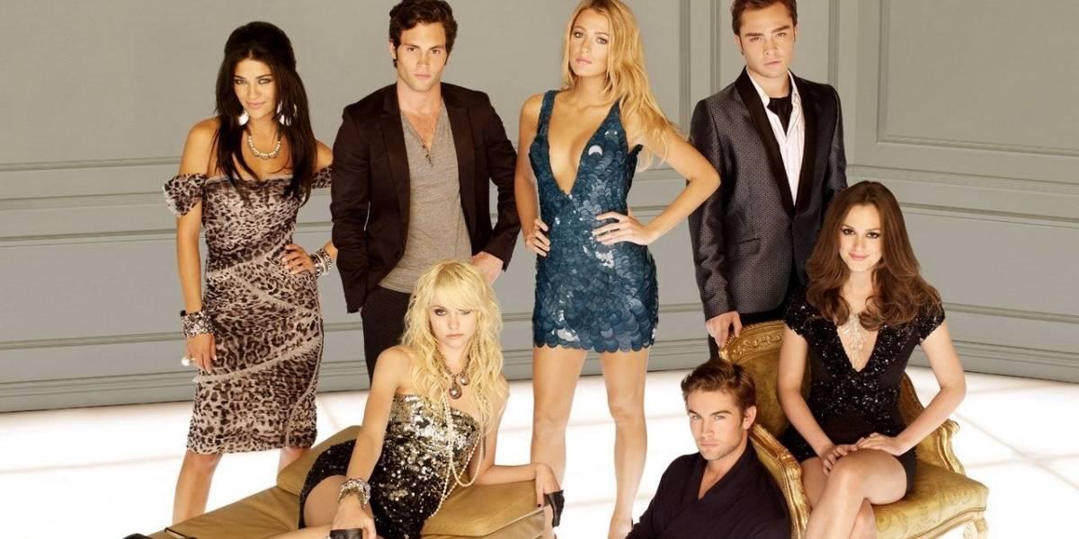 """""""Gossip Girl"""": Blair, Serena, Chuck y Nate volverían en una película"""