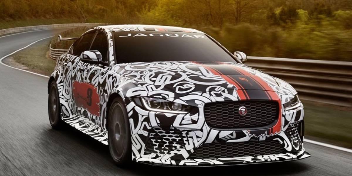 Jaguar XE SV Project 8, el modelo de calle más potente de todos