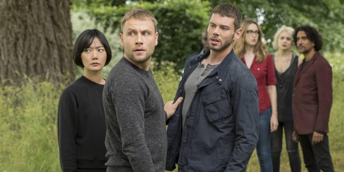 """Netflix cancela la serie """"Sense8"""" luego de dos temporadas"""