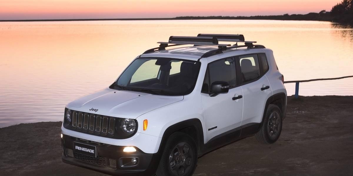 Jeep Renegade se agranda con el nuevo modelo automático