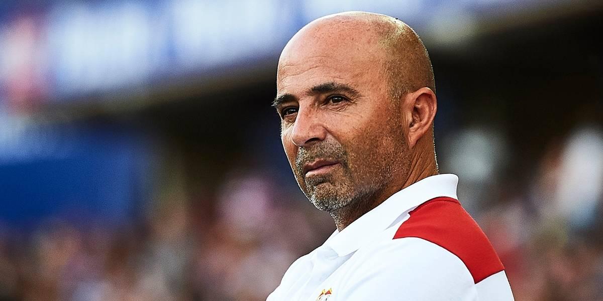 Após revolta dos jogadores, Argentina decide manter o técnico Sampaoli
