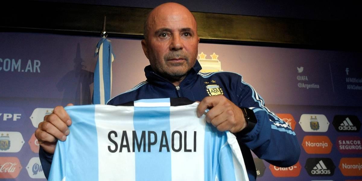 Argentina de Messi tem 'grupo complicado, mas não o mais difícil', diz Sampaoli