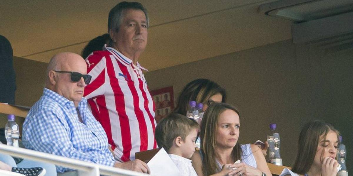Jorge Vergara dice que Chivas va a jugar ¡y ganar el Mundial de Clubes!