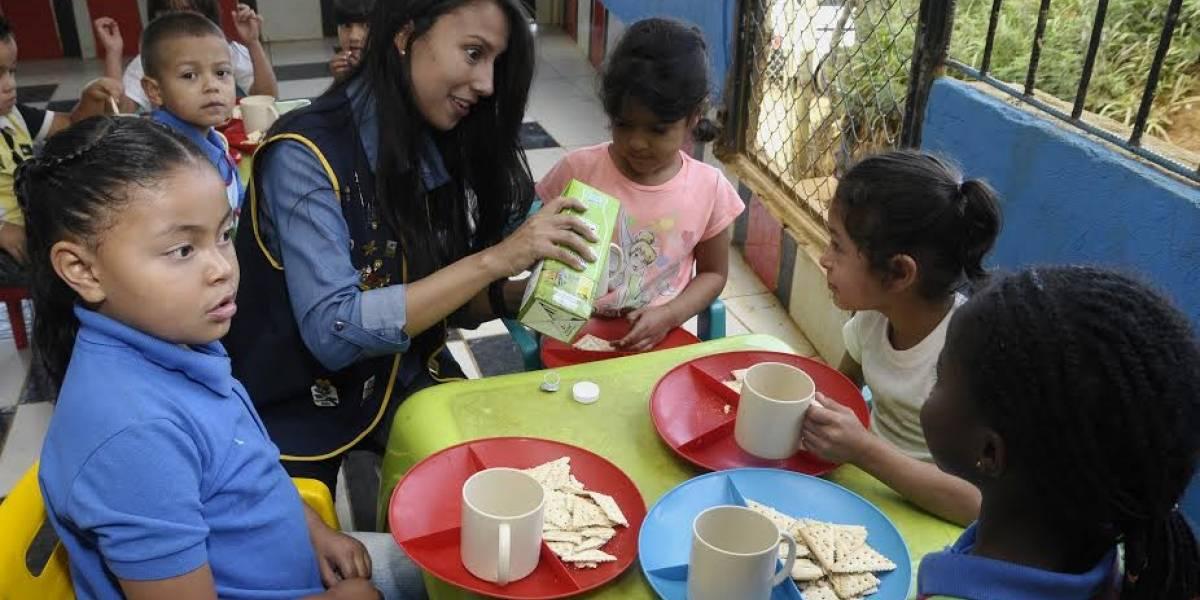 Participe en una 'lechetón' por los niños vulnerables