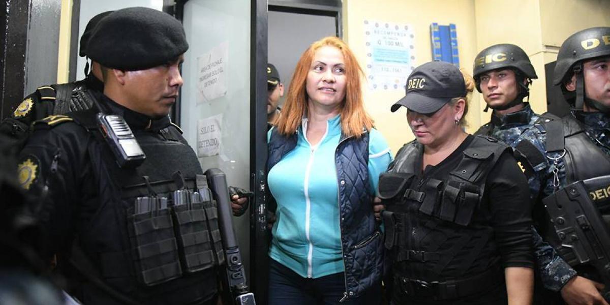 Marixa Lemus, alias la Patrona, es ligada a proceso penal