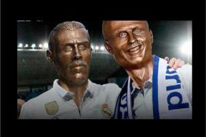 Memes del busto de Gareth Bale