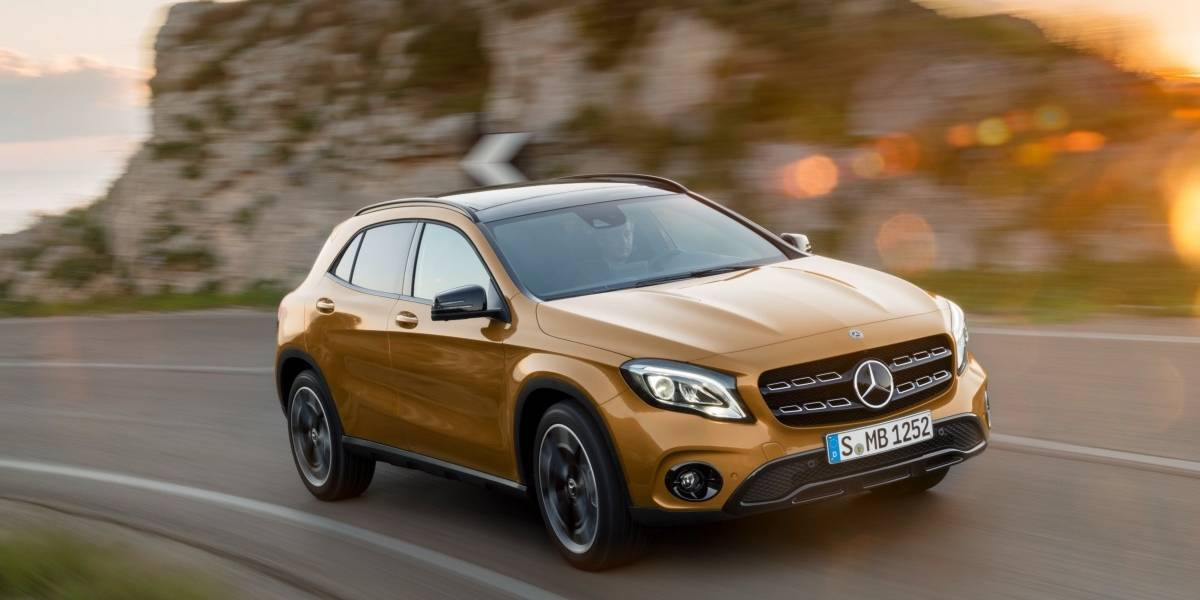 Mercedes-Benz renueva su clase GLA
