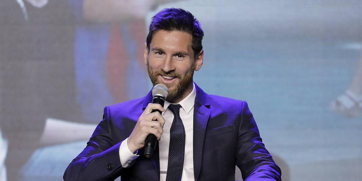 Messi tendría su propio parque temático en China