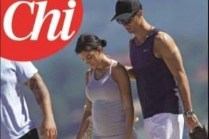 Novia de Ronaldo desmiente embarazo