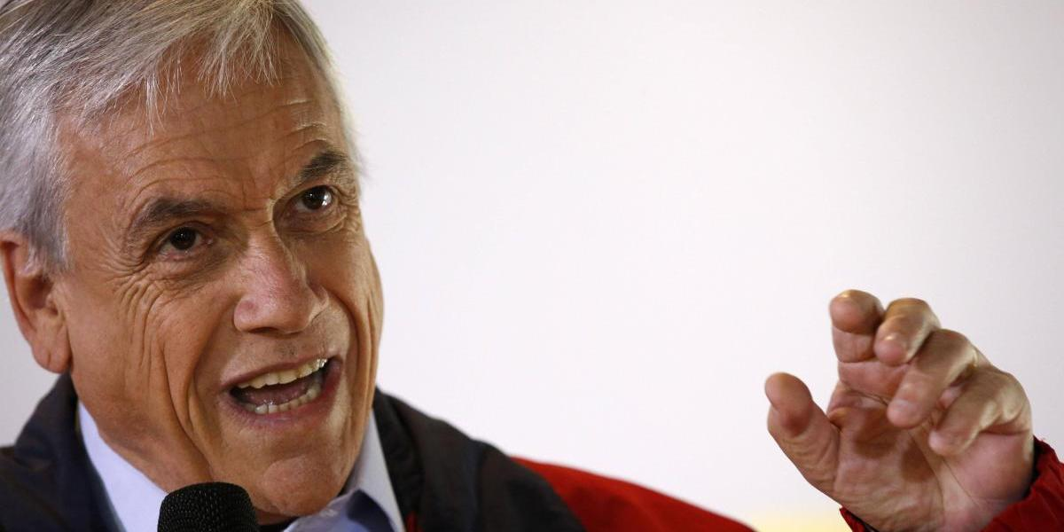 """Piñera tildó de """"autocomplaciente"""" cuenta pública de Presidenta Bachelet"""