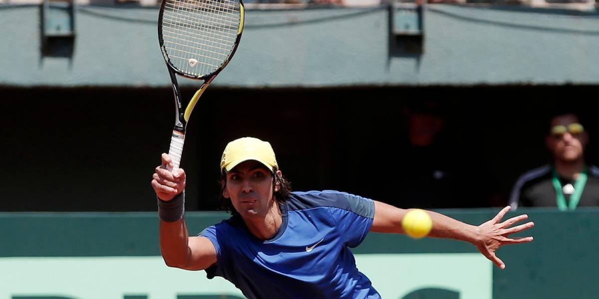Julio Peralta sigue con su aventura en Roland Garros tras avanzar a octavos de final