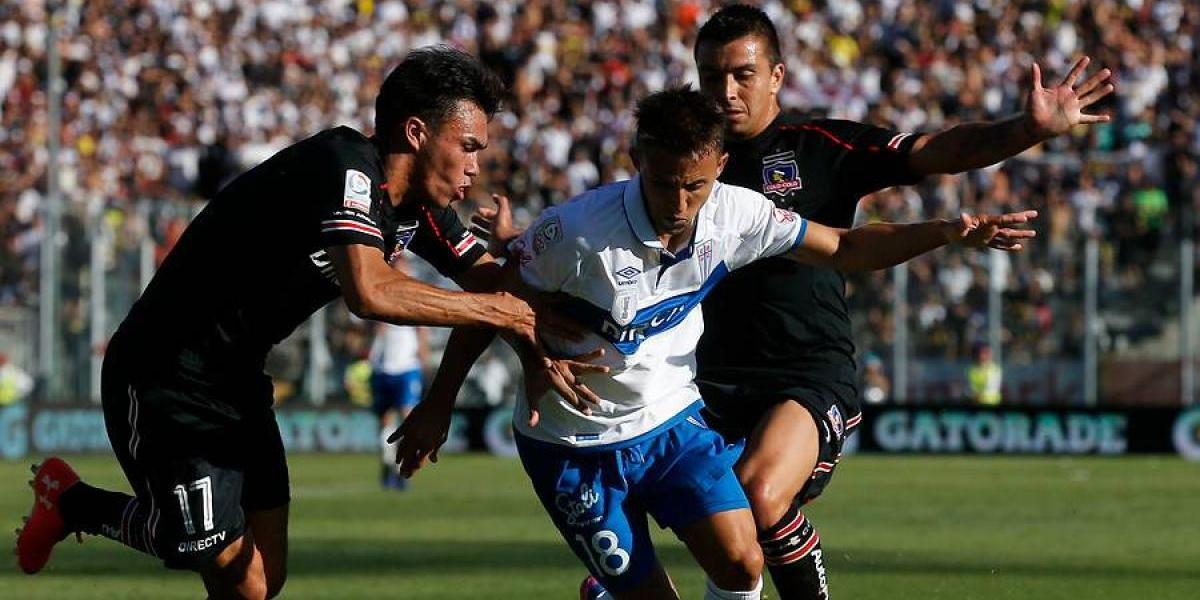 Supercopa entre Universidad Católica y Colo Colo tiene fecha y recinto designado