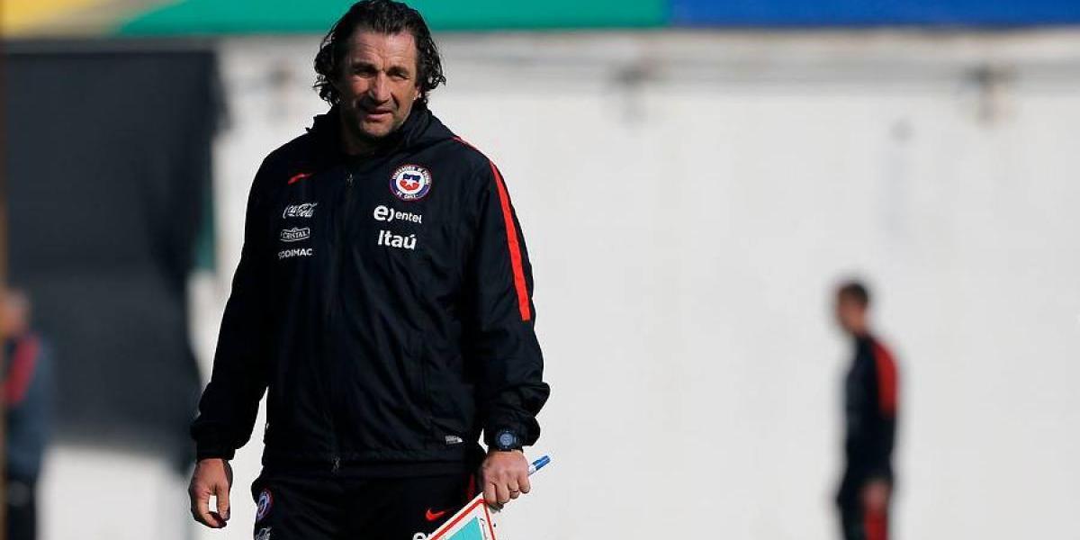 Con Vidal y Sagal desde el arranque: la formación de Chile ante Burkina Faso