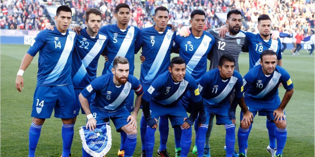 Guatemala sigue en picada en el ranquin FIFA