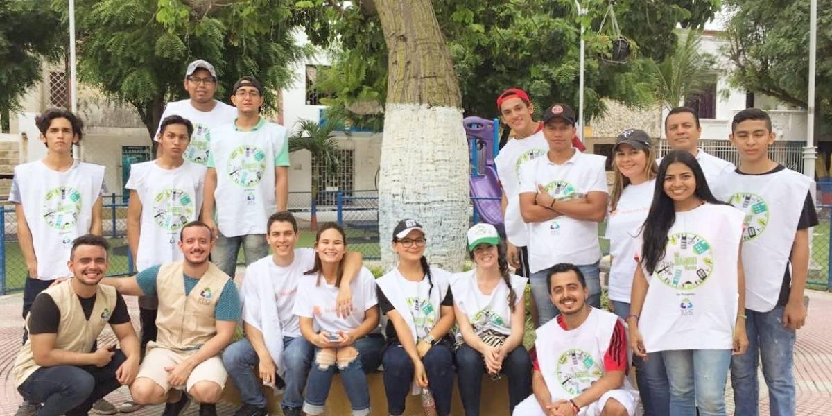 Red de empoderamiento ciudadano de Barranquilla desea crear pulmones verdes en la ciudad