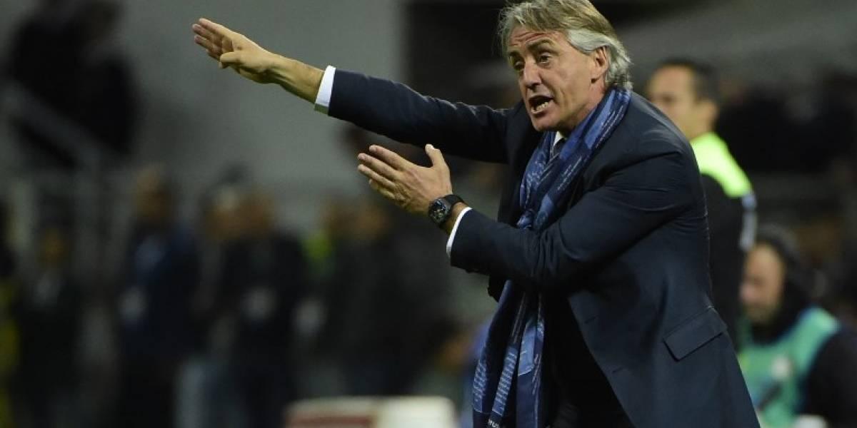 Roberto Mancini, nuevo entrenador del Zenit San Petersburgo