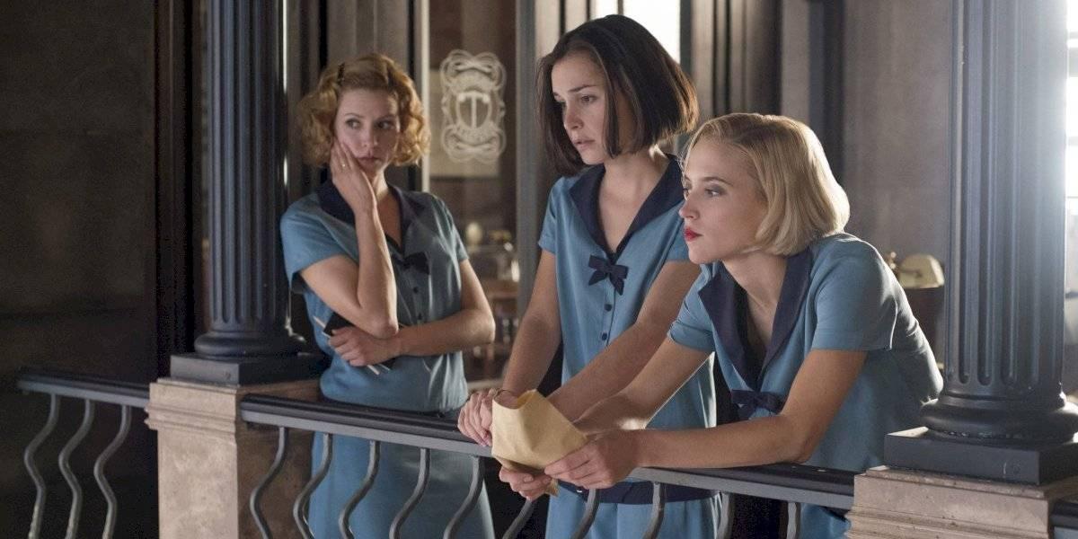 """""""Las chicas del cable"""" consagran su lucha por la igualdad"""