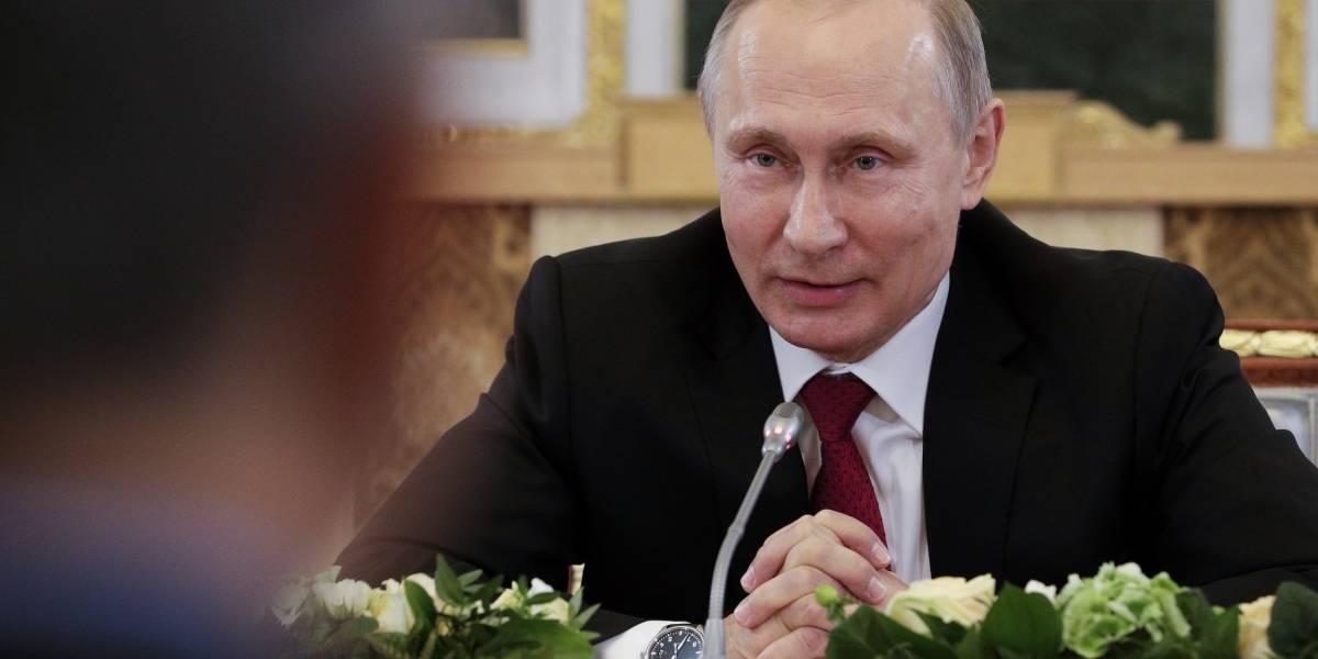 Putin niega la participación de Rusia en ciberataques