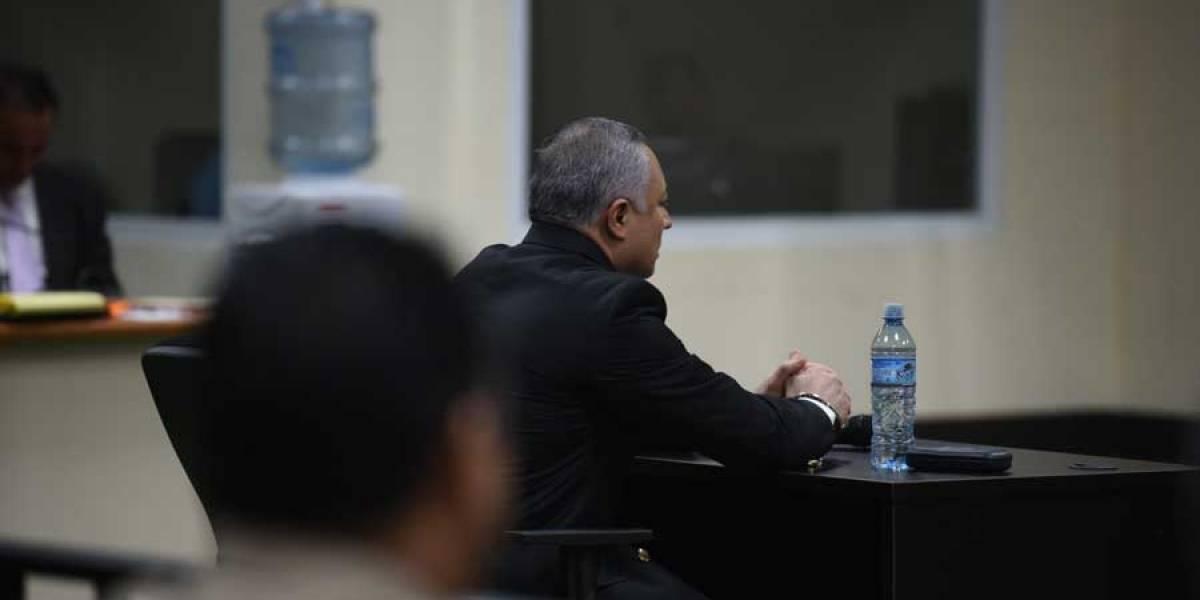 """Salvador González, alias """"Eco"""", confirma la participación de la nuera de Otto Pérez"""