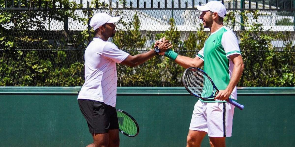 Mexicano Santiago González avanza a octavos de final en dobles de Roland Garros