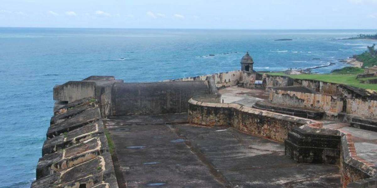Cierran castillo en San Juan por filmación de película