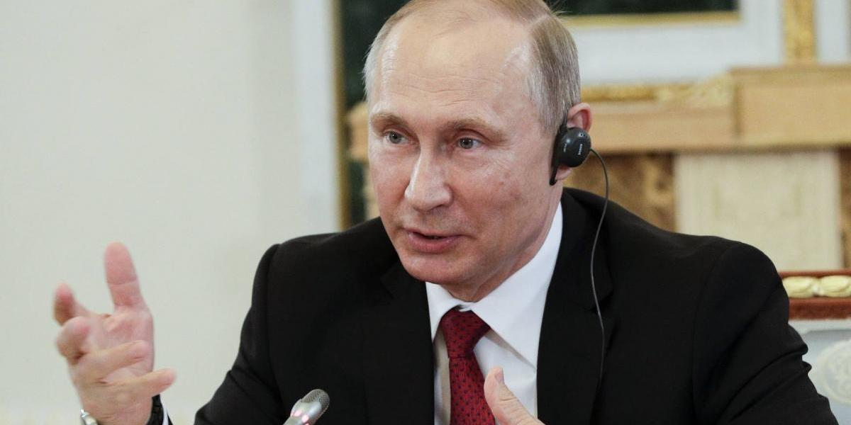 Vladimir Putin niega la participación de Rusia en ciberataques