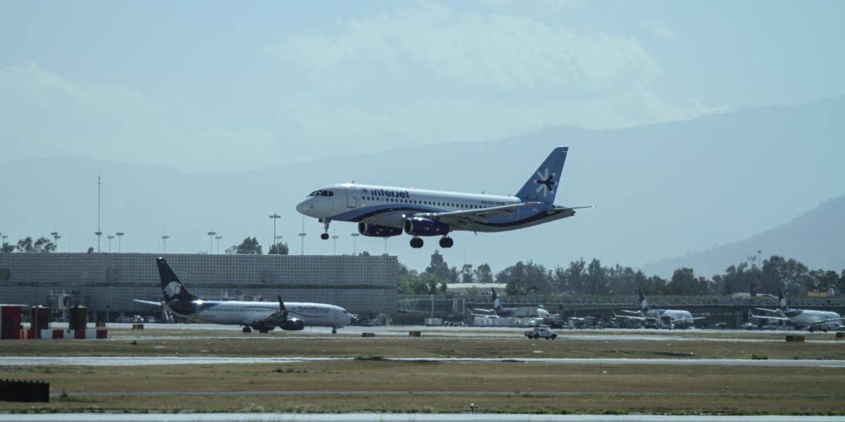 México, entre las tarifas aéreas más bajas del mundo