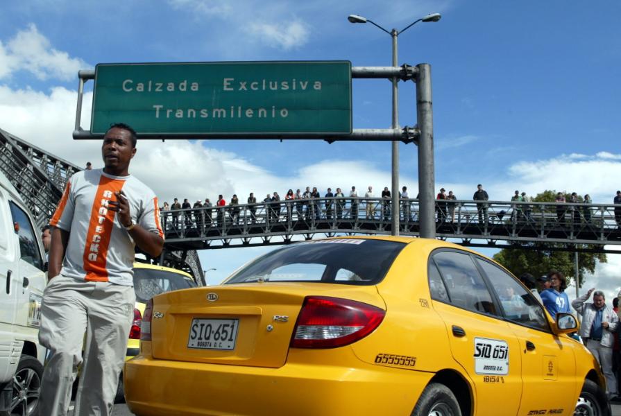 Un nuevo plan piloto para capacitar a los taxistas