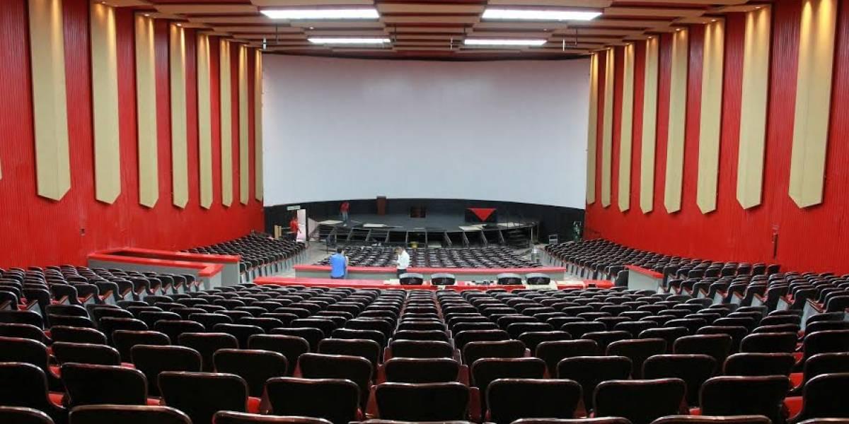 ¿Se acuerda del Teatro Calima?, así está quedando tras su restauración