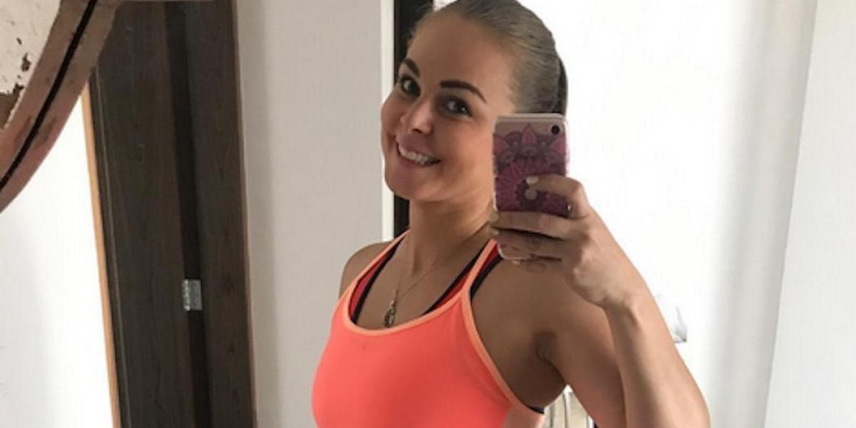 Fans de Virginia Ramírez se confunden por tuit de Playboy
