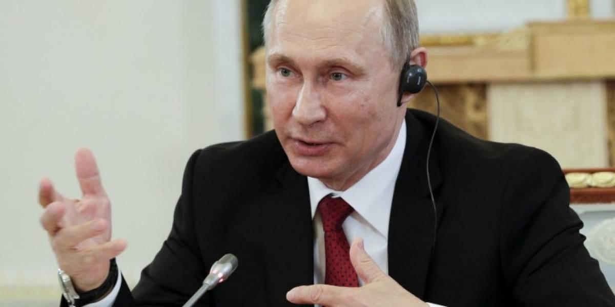 """Putin: """"La rusofobia es contraproducente"""""""
