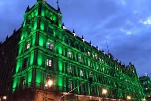 Edificios verdes por Acuerdo de París