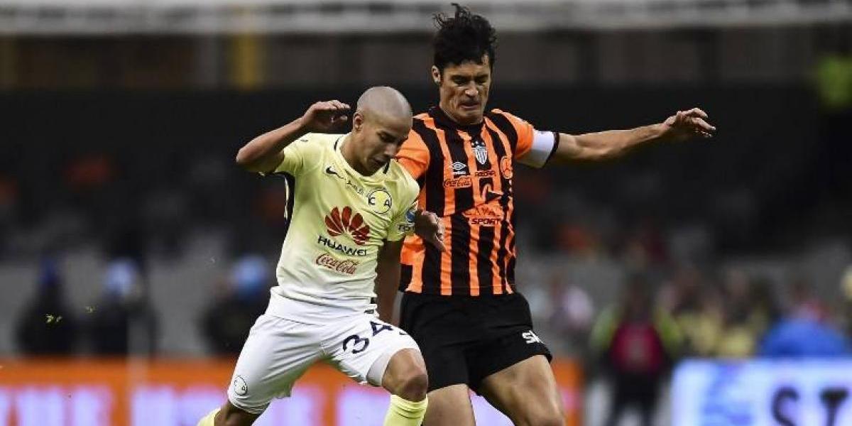 Necaxa golpea la mesa: declara transferible a Marcos González y Nicolás Maturana