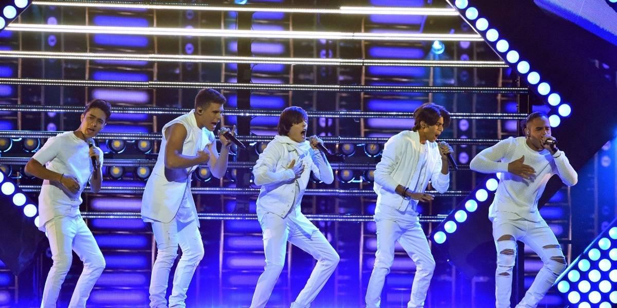 El fenómeno juvenil CNCO anuncia show en Chile