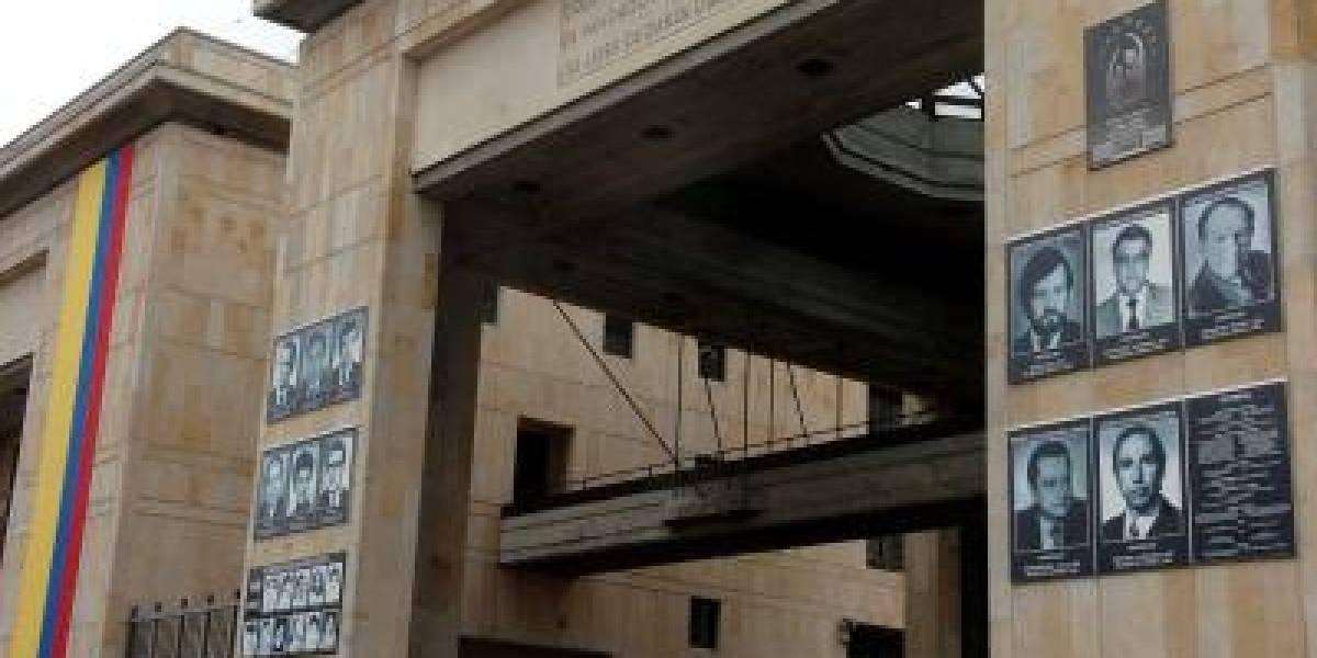 Encuentran a vigilante muerto en el Palacio de Justicia y descartan que sea suicidio
