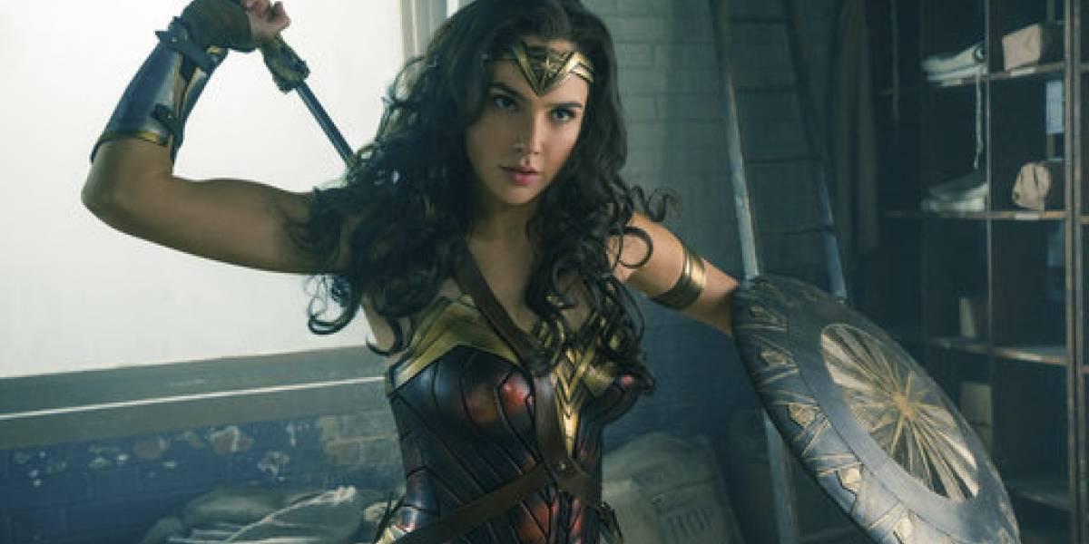 Filme de la Mujer Maravilla recauda $11MM en un solo día