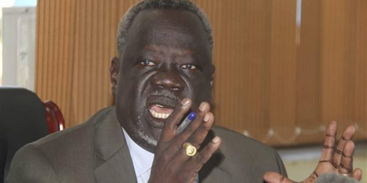 Fallecen quince niños por vacunaciones mal hechas en Sudán del Sur