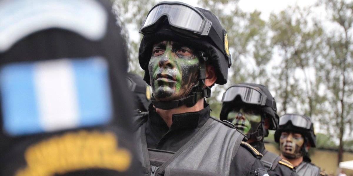 EE. UU. entrenará a fuerzas de seguridad de Guatemala, Honduras, El Salvador y Belice