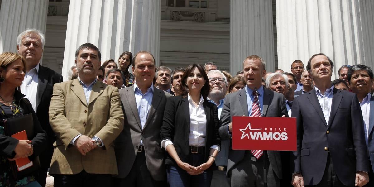 Chile Vamos acepta formato para el debate por elecciones primarias