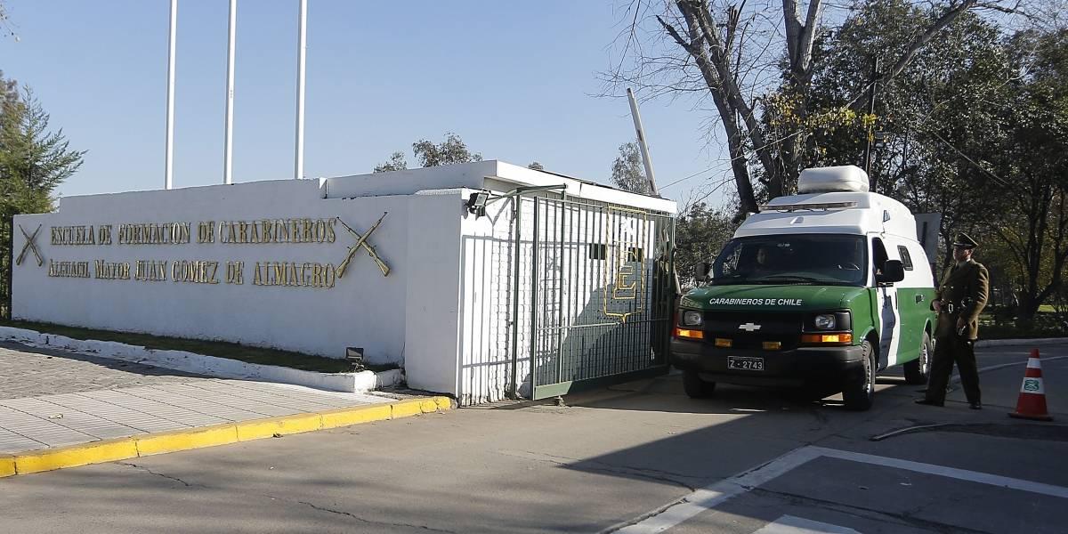 Cuatro funcionarios de Carabineros fueron detenidos por caso de extravío de armas