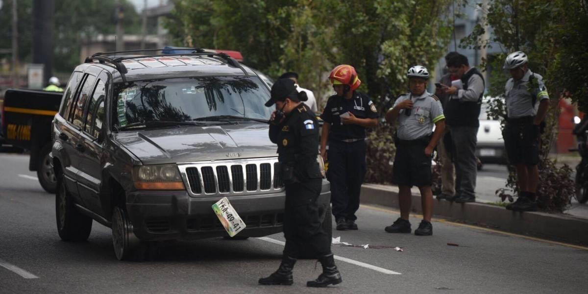 """Mexicano asegura que """"aliens y monstruos"""" le dijeron que atropellara a motoristas"""